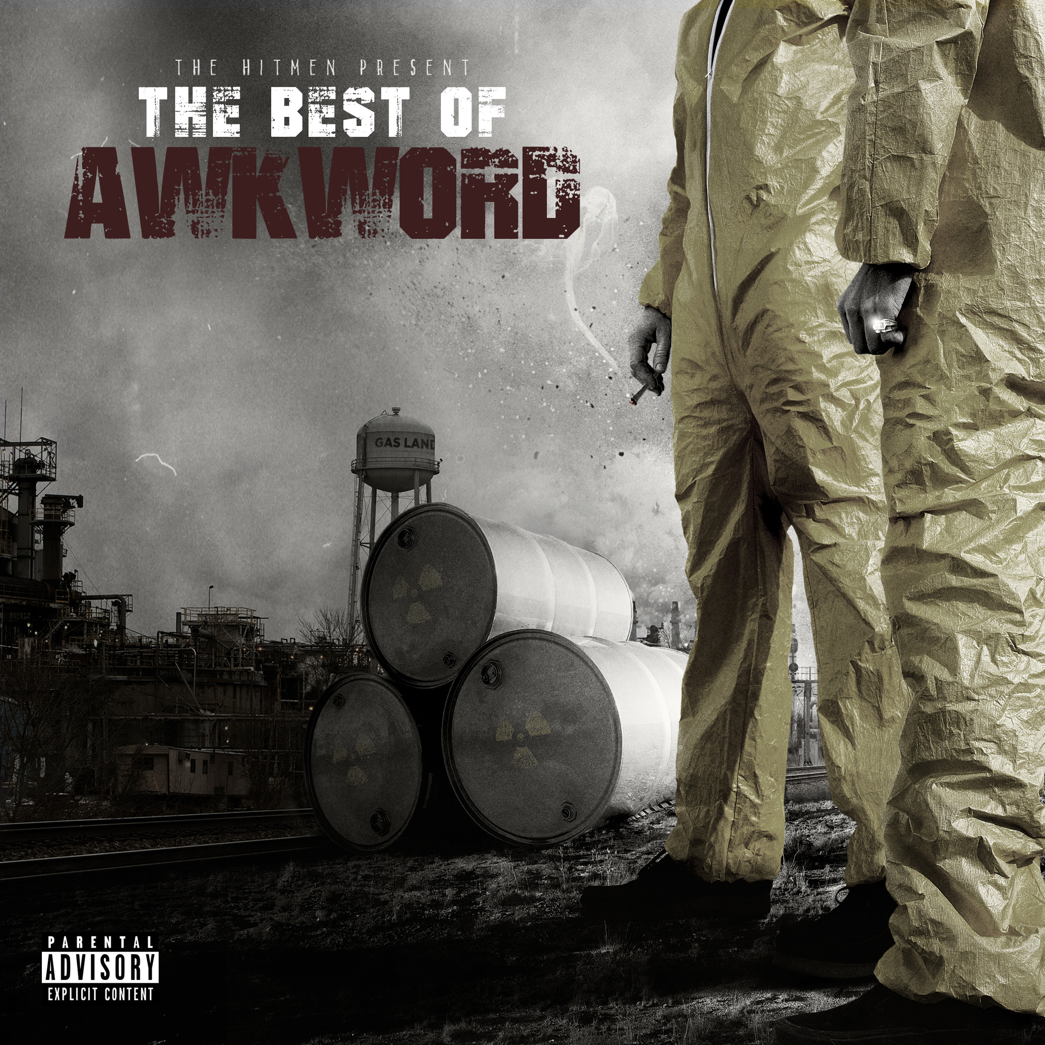 The Hitmen x ItsBizkit.com present The Best of AWKWORD